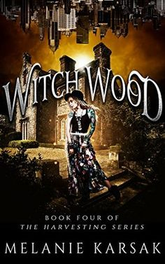 ☆★✦ 4 STAR REVIEW & TEASER TUESDAY ✦★☆ Witch Wood by Melanie Karsak A quick, action packed read that I devoured quickly, and I know I need to get that final book ASAP!