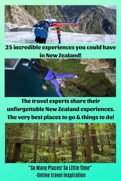 Travel experts share their unforgettable New Zealand experiences. The very best places to go and things to do in New Zealand.  #travelnewzealand #bestnewzealandthingstodo New Zealand Itinerary, New Zealand Travel Guide, Canterbury, Auckland, Family Vacation Destinations, Travel Destinations, Online Travel, Travel Guides, Travel Tips