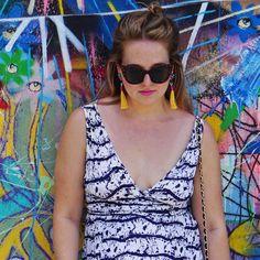 Summer 2017 Accessories Trend: Fringe Earrings