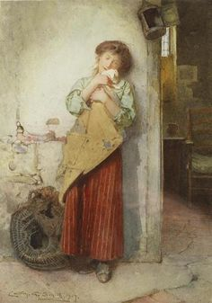 Carlton Alfred Smith, The foundling
