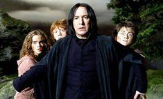 JK Rowling finalmente se disculpa por la muerte de Snape