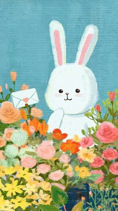 Bunny Letter