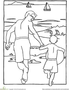 People Coloring Pages Printables
