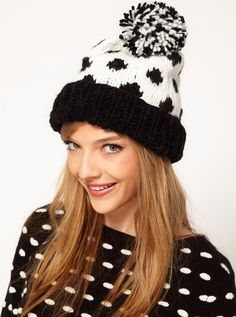 6800939d0e2 Spot Pom Beanie - hmm should i buy