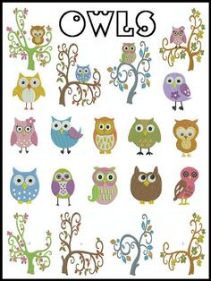 owls.....styles