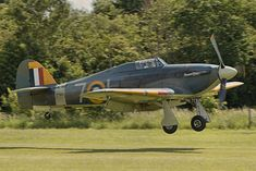 Ww2 Aircraft, Fighter Aircraft, Military Aircraft, Fighter Pilot, Fighter Jets, Hawker Hurricane, Korean War, Cold War, World War Two