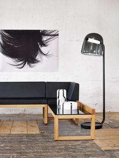 Striking beauty - Brokis Mona Floor Lamp from Nest.co.uk