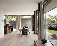 Here you will find photos of interior design ideas. Malm, Modern Living, Windows, Curtains, Living Room, Interior Design, Meier, Inspiration, Home Decor
