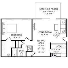 Square house floor plans brookridge heights apartments for Brookridge heights apartments