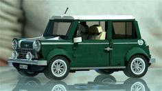La Mini en LEGO en images officielles