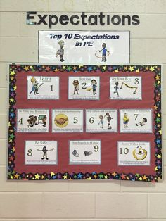 Physical education lessons - Pete Charrette on – Physical education lessons Pe Bulletin Boards, Elementary Bulletin Boards, Elementary Education, French Education, Physical Education Rules, Science Education, Health Education, Education Posters, Education Logo