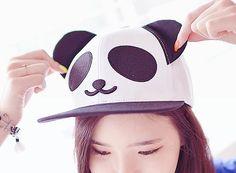 so many panda hats but i don't have this one yet! Mode Kawaii, Kawaii Shop, Panda Love, Cute Panda, Hello Panda, Panda Panda, Gyaru, Kawaii Fashion, Cute Fashion