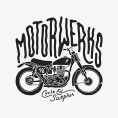 Jim Waws @wawawsrynn   Another one of my pieces for motorwerks . Glad to work with you guys @motorwerksasia Awesome!! #motorcycles #motorcycle #design #motorwerks #vintage #jims #wawawsrynn #dirtbike #scramblers
