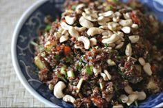 quinoa salad diet recipes pineapple forward pineapple cashew quinoa ...