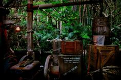 """Temple of the Forbidden Eye"" © www.GeorgeRetelas.com - Indiana Jones Ride at Disneyland"