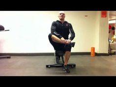 Så tränar du för starka och smärtfria knän! – Jakob Richloow Yoga, Fitness Diet, Health Fitness, Muscle, Training, Workout, Youtube, Inspiration, Medicine