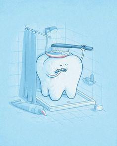 Publicidad distinta. - Página 38 D6e3faa38bd9081d43f16270840804a9--dental-teeth-dental-humor