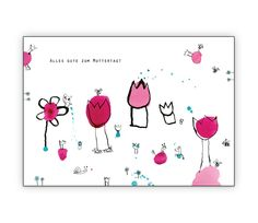 """""""Alles Gute zum Muttertag!"""" mit einem Garten voller Blumen - http://www.1agrusskarten.de/shop/alles-gute-zum-muttertag-mit-einem-garten-voller-blumen/    00022_0_2292, blühen, Blumen, Blüte, Blüten, Garten, Grusskarte, Illustration, Klappkarte, Mama, Muttertags Karten, Mutti00022_0_2292, blühen, Blumen, Blüte, Blüten, Garten, Grusskarte, Illustration, Klappkarte, Mama, Muttertags Karten, Mutti"""