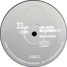 The Evader - No Hats Required EP