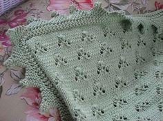 Baby Blanket Debbie Bliss Cashmerino
