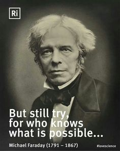 Who is michael faraday?