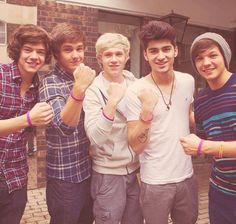 One Direction. Don't judge me.