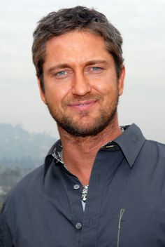 a snapshot standing on our balcony ~ love the view Gorgeous Men, Beautiful People, Actor Gerard Butler, Hollywood Men, Fantasy Male, Handsome Actors, Celebs, Celebrities, Good Looking Men
