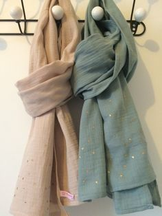 Image of Foulard Double gaze Sewing Scarves, Gold Polka Dots, Doublet, Sewing Accessories, Dress Skirt, Celebs, My Style, Fabric, Clothes