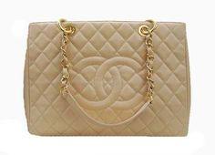 Chanel import caviar leather Borse 36092 apricot