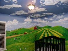 Denver Farm Mural