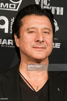 Singer Steve Perry attends the Guitar Center's 25th Annual Drum-Off Grand Finals at Club Nokia on January 18, 2014 in Los Angeles, California.