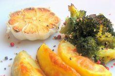 relaxotour: Sütőben sült brokkoli és egy s más...