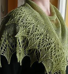 Ravelry: Annis pattern by Susanna IC Free pattern ... lace wgt ... 370 - 400 yards