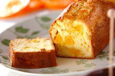 フレッシュオレンジのパウンドケーキのレシピ・作り方 - 簡単プロの料理レシピ   E・レシピ