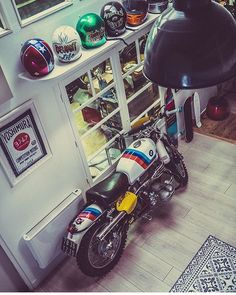 Everythings ready tomorrow will be another day ride roadtrip ready tomorrow openroad offroad style motorcycle BMW bmwmotorrad Cafe Racer Shop, Bmw Cafe Racer, Motorcycle Engine, Cafe Racer Motorcycle, Dutch Barge, Brat Cafe, Bmw Scrambler, Bmw Boxer, Cafe Racing