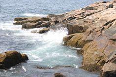 Schoodic....a pretty day in July.