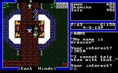 Ultima 5: Warriors of Destiny screenshot