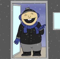 Christmas! Hello winter