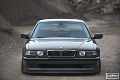 Austin Morris's BMW 740il