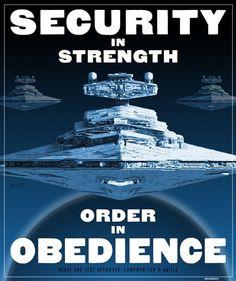 Empire propaganda art