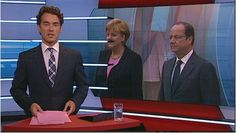 Angela On Dutch TV
