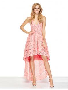 Sukienka Gabrielle w kolorze różowym