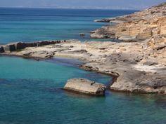 Playa el Delta, a beach close to Palma de Mallorca