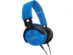 Headphone Estilo DJ SHL3000 - Philips em até 4x de R$ 34,98 sem juros no cartão de crédito