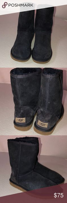 cd4745003fc Two tone brown suede UGG Boots Used, good condition. Some wear. UGG ...