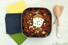 Brennan's Slow Cooker Chili