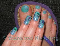 hand and toe nails