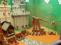 lego siege tower - Google Search