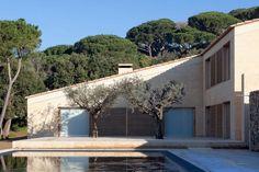 John Pawson - St Tropez Houses
