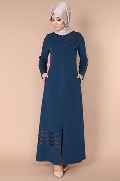 Modest Fashion Hijab, Abaya Fashion, Fashion Outfits, Muslim Women Fashion, Islamic Fashion, Moslem Fashion, Modele Hijab, Girls Dresses Sewing, Hijab Trends